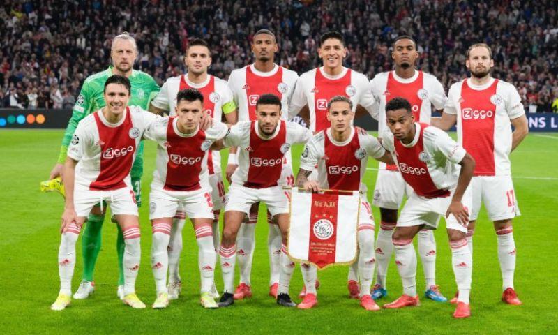 Afbeelding: Glansrijk rapport: Ajax schittert tegen hulpeloos Dortmund, meerdere uitblinkers