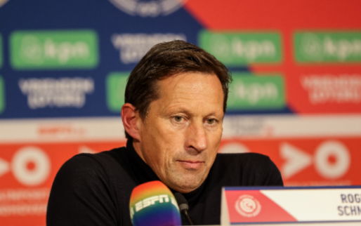 Schmidt: 'Ajax speelde goed, Borussia Dortmund had geen toplevel'