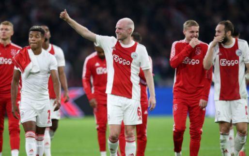 Van der Vaart vol lof over Ajax-invaller: 'Zelden meegemaakt of gezien'