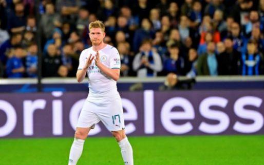 Mooi moment! De Bruyne krijgt staande ovatie van Club Brugge-supporters