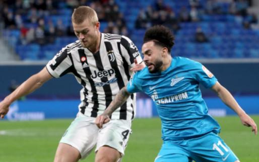 Afbeelding: Juventus ontsnapt in Rusland, Chelsea verliest Lukaku, maar wint van Malmö