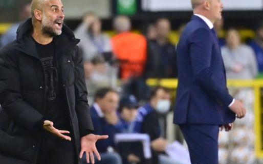 """Degryse noemt reactie Guardiola 'bullshit': """"Meer toneel dan gisteren"""
