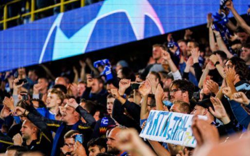 Vijf verdachten zijn opgepakt na supportersgeweld Club Brugge-Man City