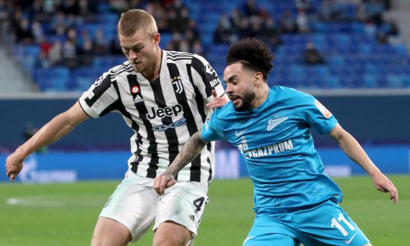 Afbeelding: Juventus ontsnapt in Rusland, Chelsea maakt Malmö kopje kleiner