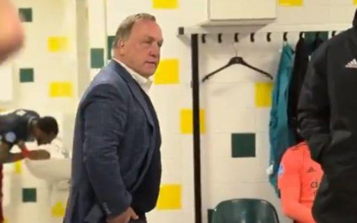 Nieuwe beelden uit Feyenoord-documentaire: Advocaat ontploft in Den Haag