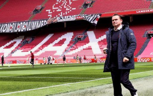 Telegraaf deelt Ajax-salaris van Overmars: Newcastle kan veelvoud betalen