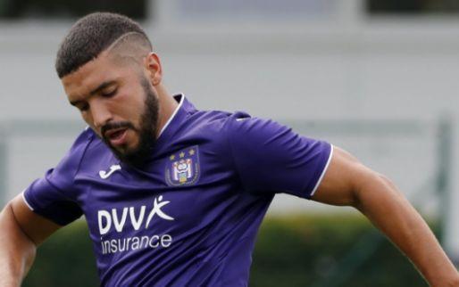 Vanuit het niets: Bakkali krijgt speelminuten in oefenpartij Anderlecht