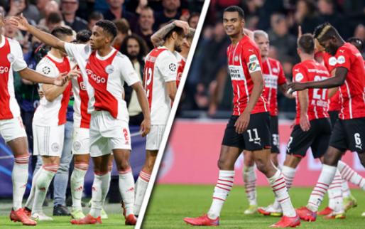 Titanenstrijd in de Eredivisie: hier liggen de kansen en gevaren voor Ajax en PSV
