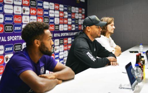 """Kompany onderstreept: """"Anderlecht zit in moeilijkste periode uit clubgeschiedenis"""""""