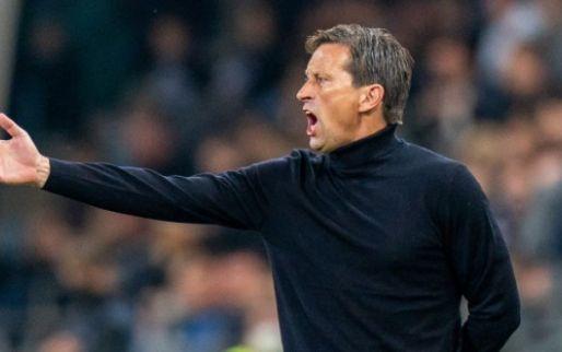 'Eerder dit seizoen ook weinig tijd voor Ajax, toen deden we het ook vrij aardig'