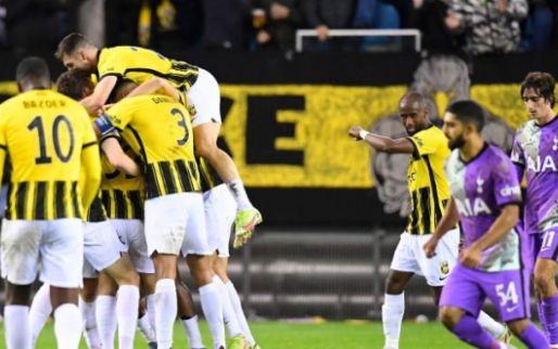 'We moeten niet naar excuses zoeken, Vitesse heeft ons gedomineerd'
