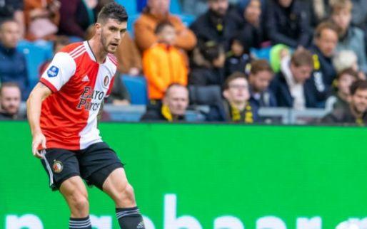 Nieuws uit Rotterdam: meespelen van Senesi bij Feyenoord nog steeds onzeker