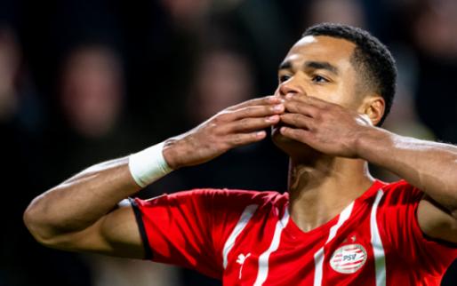 'Nieuwe dreun voor PSV: Naast Madueke ook Gakpo afwezig in Amsterdam'