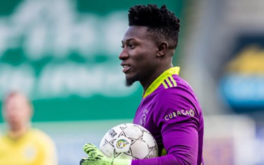 Eto'o adviseert Ajax-goalie Onana: 'Hij is een keeper van een topclub'