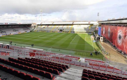 Storm Aurore zorgt voor ravage op Bosuil: 'Positief advies voor Club Brugge'