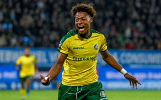 Afbeelding: Van amateurs naar Eredivisie in zes maanden: 'Toen werkte ik nog bij de Subway'