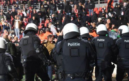Verheyen haalt uit na opkomend supportersgeweld in België:
