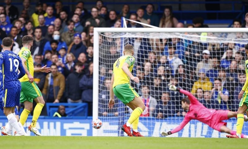 Afbeelding: Geen Lukaku, maar Chelsea legt er zeven in het mandje tegen Norwich