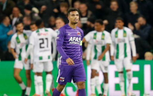 Afbeelding: AZ weet weer wat verliezen is: Groningen pakt mede door wondergoal drie punten