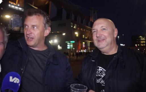 "Volop feest rond Johan Cruijff Arena na Ajax-zege: ""Kom erbij pik!"""