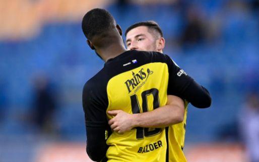 Afbeelding: LIVE-discussie: Bazoer en Mister Conference League ontbreken bij Vitesse
