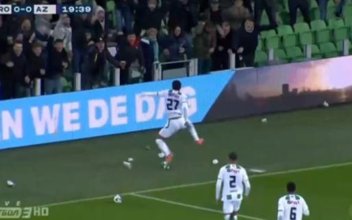 Zien om te geloven: Ngonge (FC Groningen) maakt doelpunt van het jaar