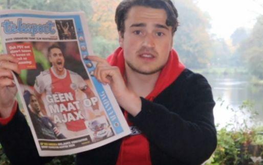 'Vernedering voor PSV in Ajax-droomweek': dit schreven de kranten over de topper
