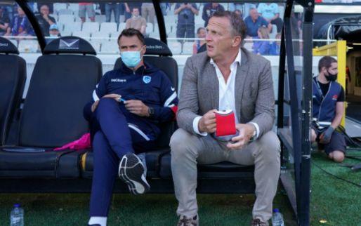 'Reden ontslag assistent van den Brom bekend, KRC Genk zoekt nieuwe T2'