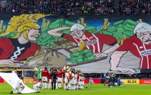 Ajax-doek valt verkeerd in Eindhoven: 'De grens wordt doelbewust overschreden'