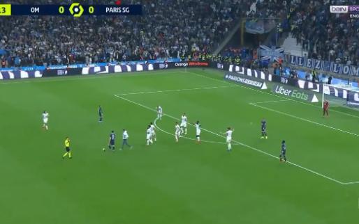 Ongeregeldheden in Frankrijk: veldbestormer gaat achter Messi aan