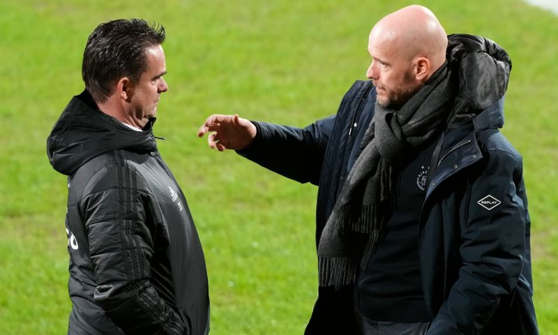 Afbeelding: 'Ajax is Europese top, waarom zou hij in godsnaam naar Newcastle gaan?'