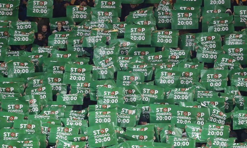 Afbeelding: Perez begrijpt fans van Groningen niet: 'Belachelijk, wees er gewoon blij mee!'