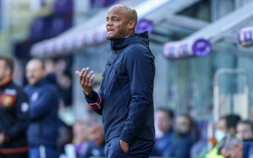 'Anderlecht-jonkies mogen zich bewijzen in Beker van België'
