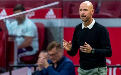 The Daily Star: Ten Hag lijkt Ajax niet te willen verlaten voor Newcastle United