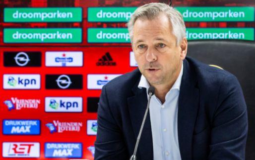 Feyenoord: investeerder afgehaakt door bedreigingen aan adres Koevermans