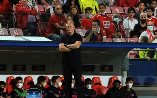 FC Barcelona bevestigt: Ronald Koeman ontslagen na midweekse nederlaag
