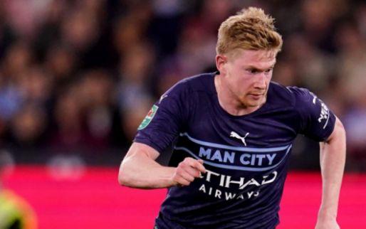 Engelse pers spaart De Bruyne niet: 'Man City is beter zonder hem'