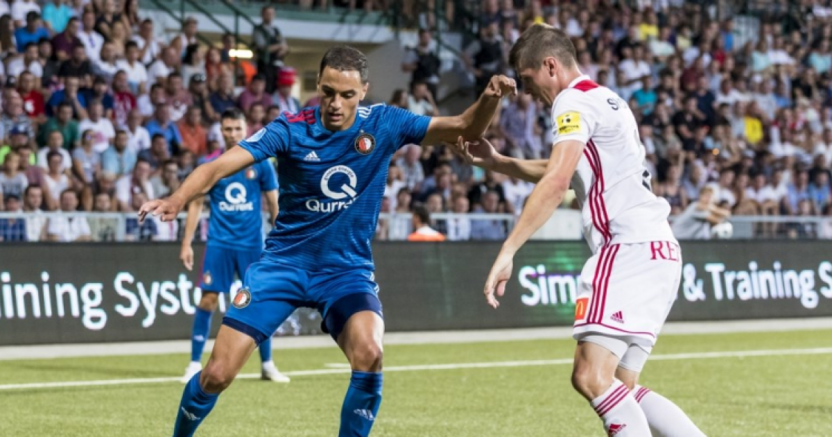 Affair Escalated Face Loss For Feyenoord And Amrabat 39