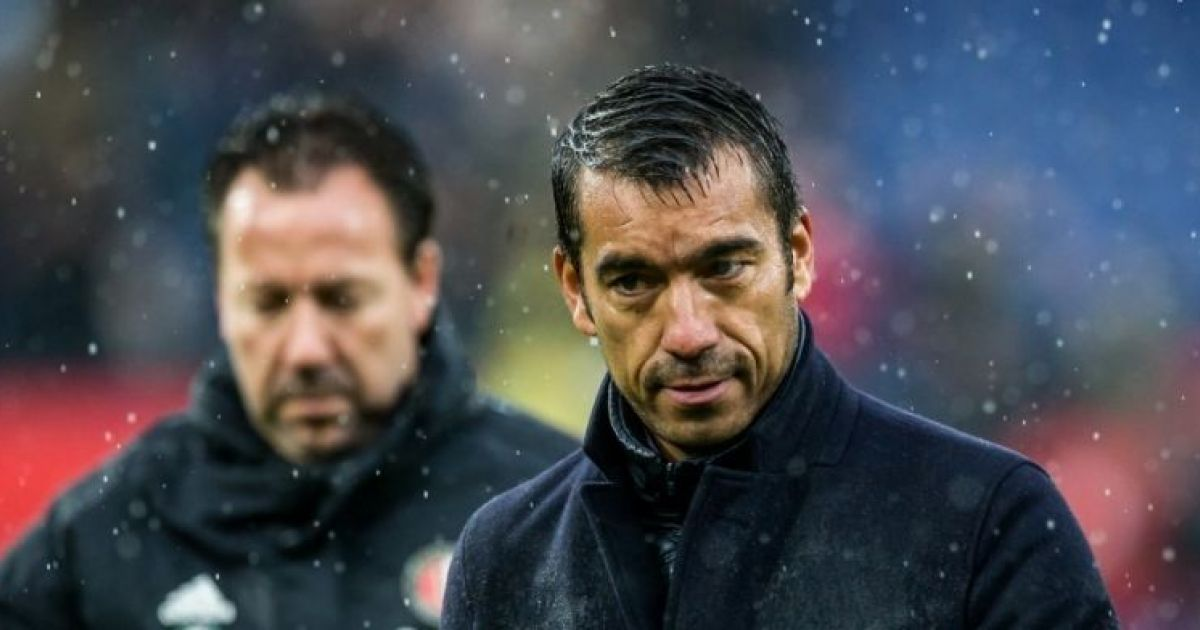 Van Bronckhorst Surprises In Eredivisie Topper One Basic Debut At