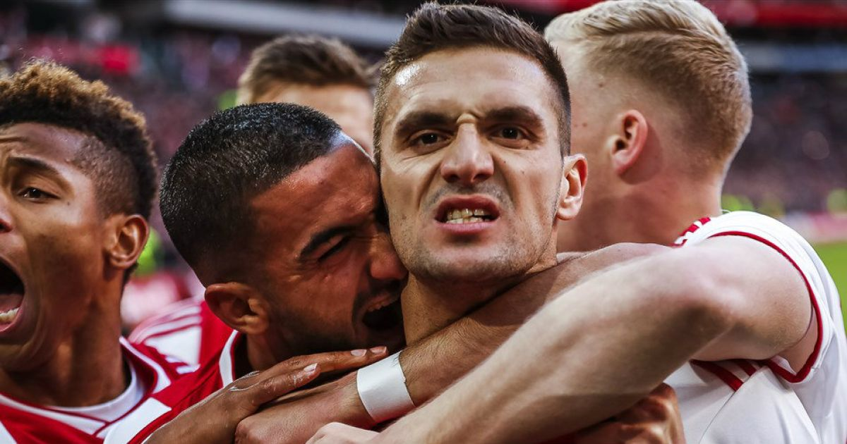 Tadic Bows Bjorn Kuipers Is The Best Referee In The World