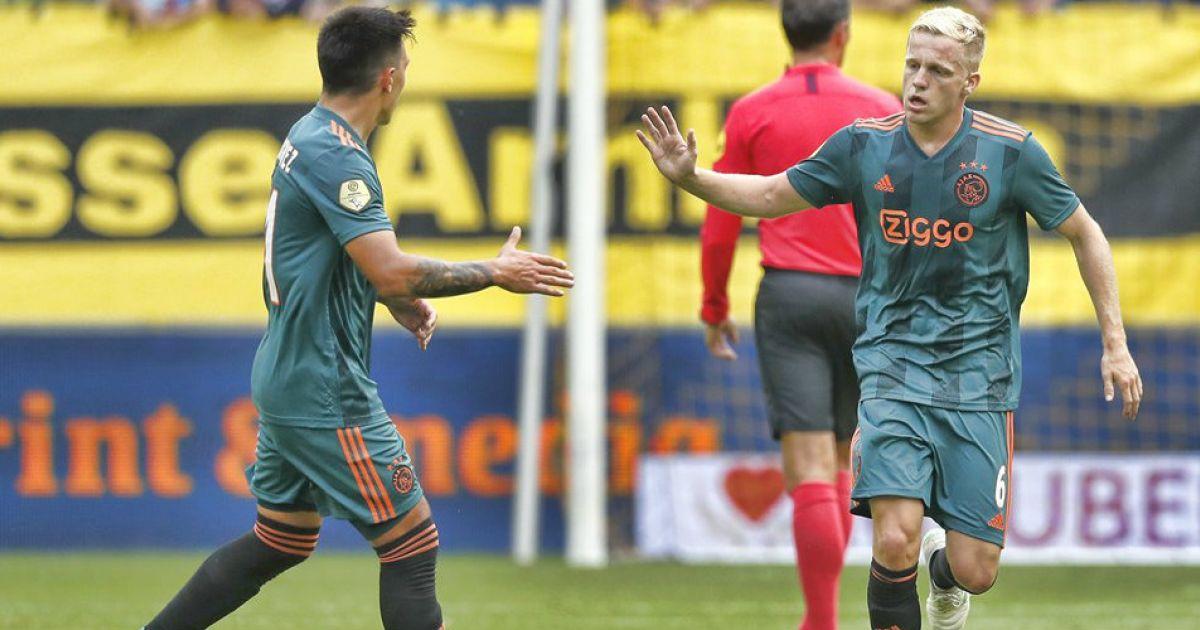 AD: Ajax Wil Met Van De Beek Spelen Tegen PAOK