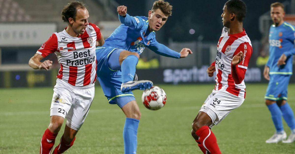 FC Volendam met zevenmijlslaarzen richting KKD-top, Limburgse clubs balen - VoetbalPrimeur.nl
