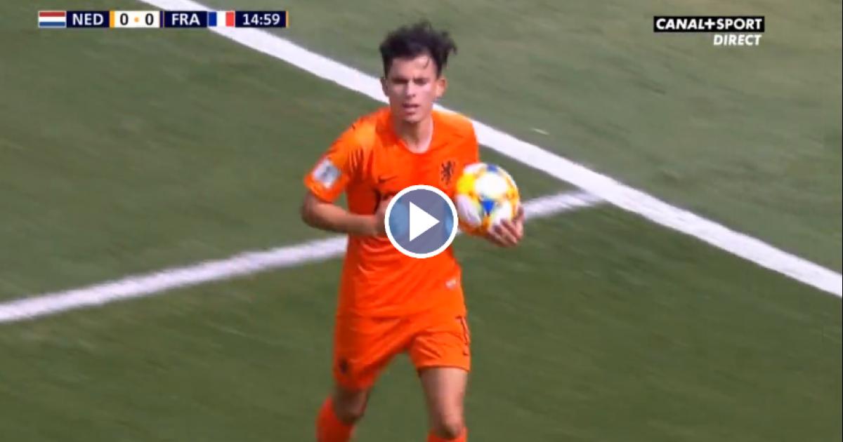 Het balletje, het lobje: Oranje scoort zéér fraai in wedstrijd om WK-brons - VoetbalPrimeur.nl