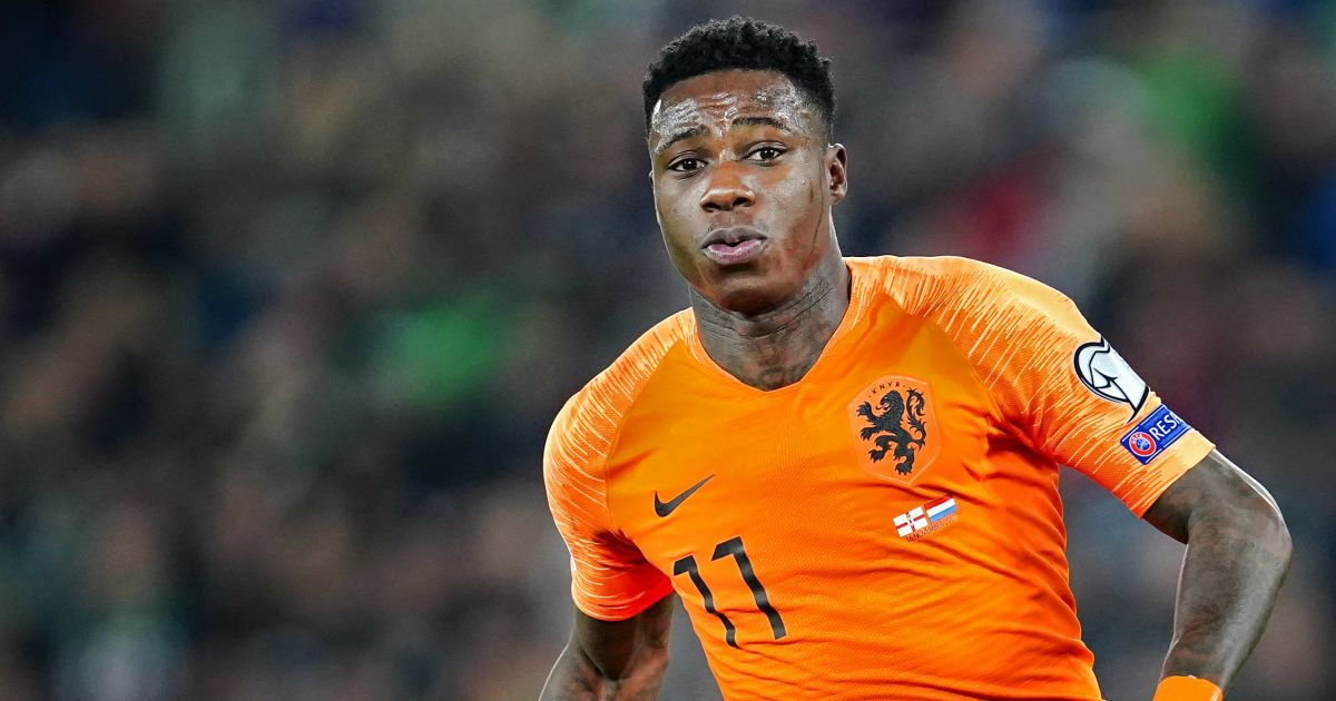 """Promes krijgt hoogste cijfer bij Oranje: """"Ik vind dat hij veel kritiek krijgt"""" - VoetbalPrimeur.nl"""