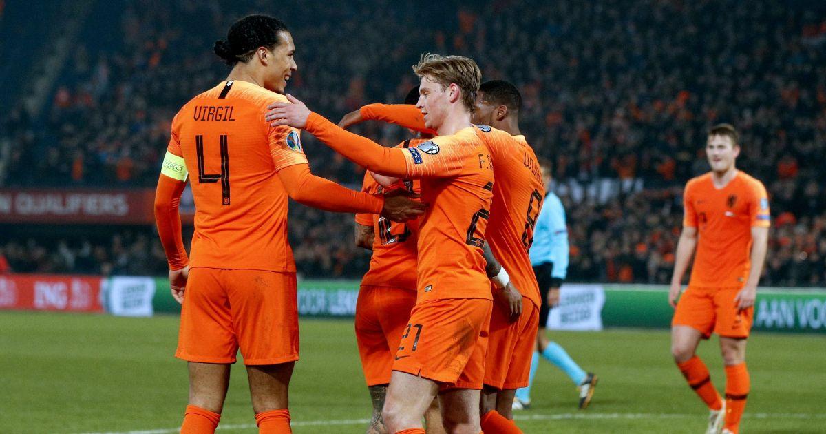 Guardian Alleen Messi Beter Dan Van Dijk Zeven