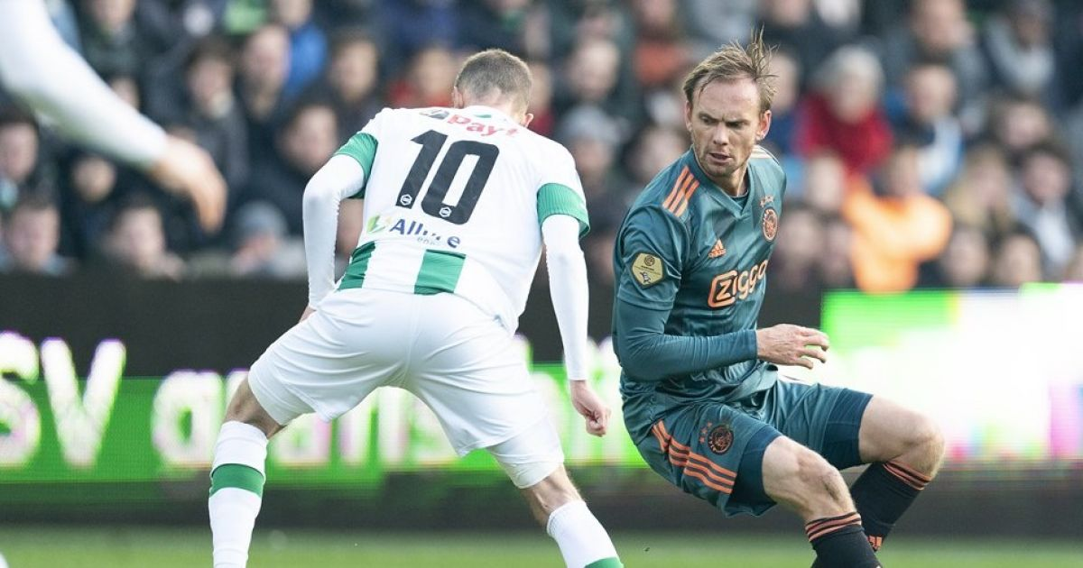 Robben Claims Number 10 At Fc Groningen No Problem For Me Archyde