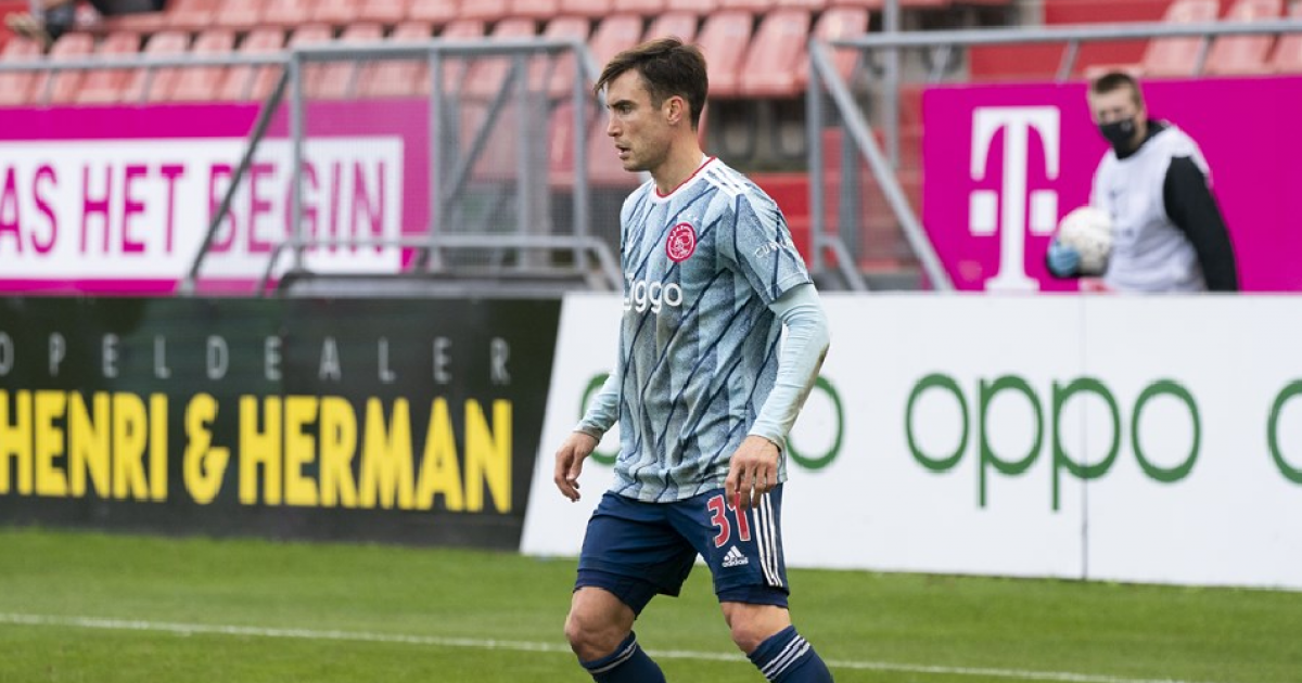 Alarm Bells From Ajax Go Off After Tagliafico News But Nico Is Ok World Today News
