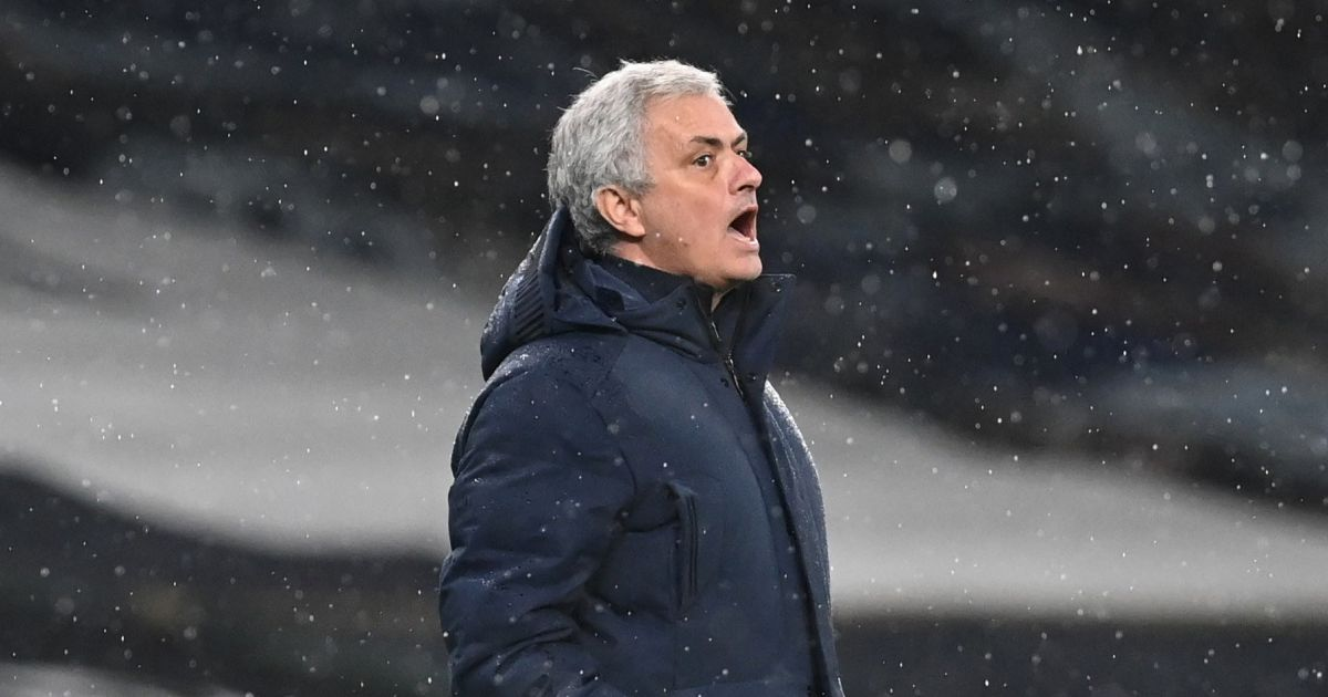 Mourinho kan woede niet inhouden na nederlaag: 'Jij verdient geen antwoord' - VoetbalPrimeur.nl