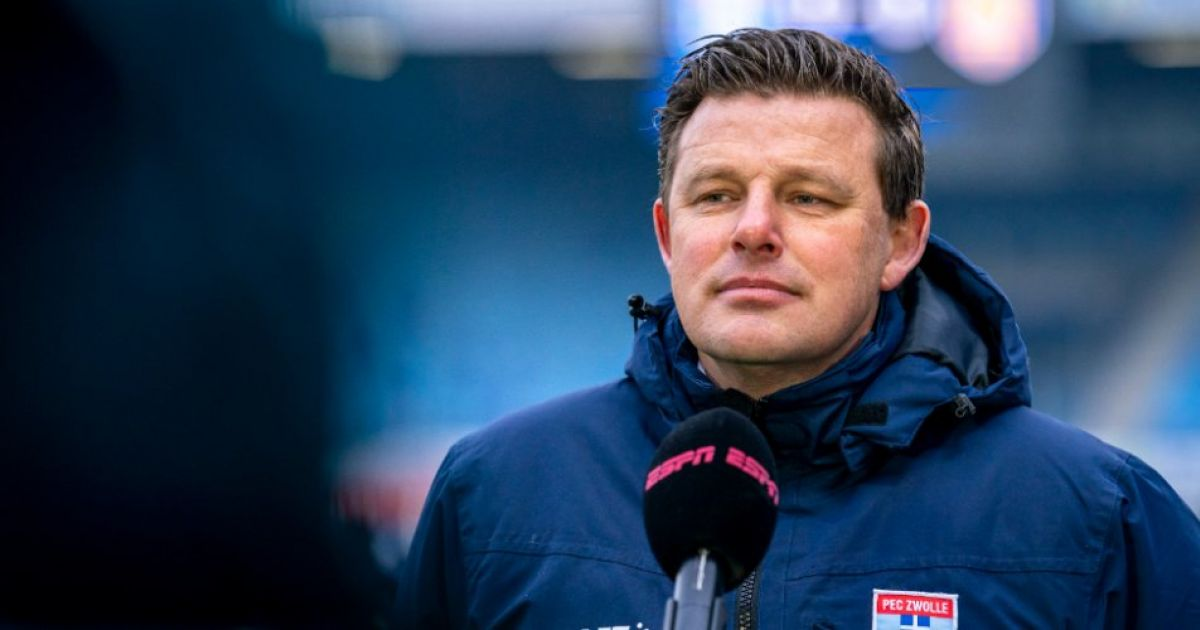 Stegeman niet blij met PEC-verdediger: 'Had na tien minuten al het gevoel' - VoetbalPrimeur.nl