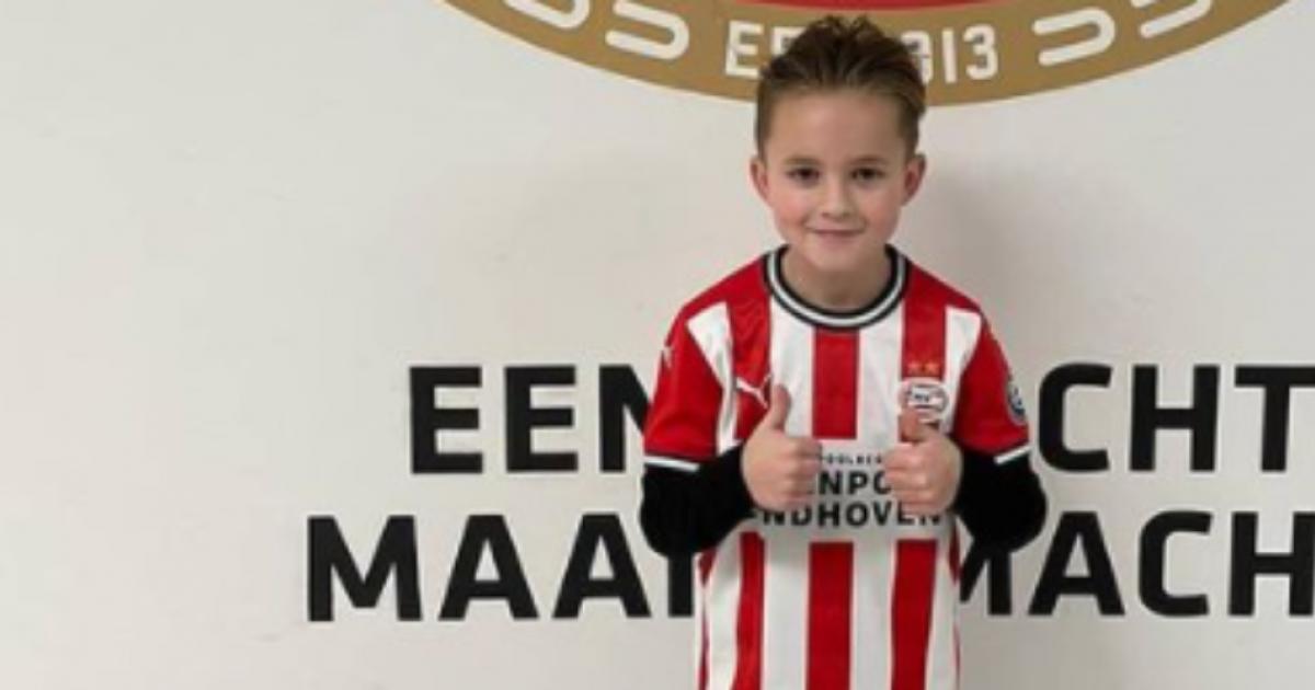 Buitenspel: Graziano Hazes kiest voor PSV en laat Ajax-aanbieding links liggen - VoetbalPrimeur.nl
